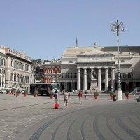 Генуя.Teatro Carlo Felice :: Tata Wolf