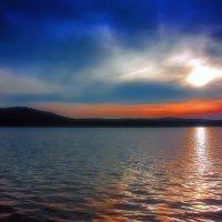 краски заката :: Сергей Елесин