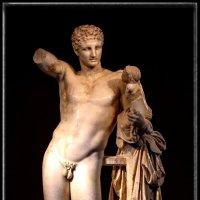 Археологический музей Олимпии, скульптура Гермеса :: Jossif Braschinsky