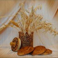 Пшенично-овсянное :: °•●Елена●•° Аникина♀