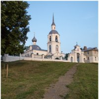 Храм во имя Святых мучеников Александра и Антонины Римских в Костроме. :: Олег