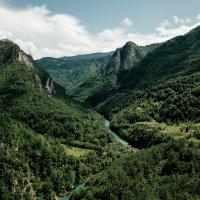 Долина реки Тара :: Станислав Маун
