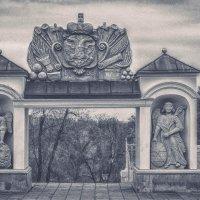 Елизаветинские ворота - ворота в Азию! :: Сергей Исаенко