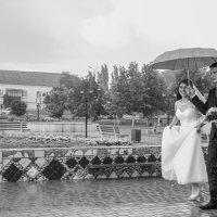 Непогода нынче в моде... :: Валерий Саломатин