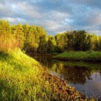 июльский закат.... :: Сергей
