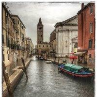 Опять очередной канал в Венеции :: Николай Милоградский
