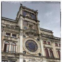 Часы на площади Сан Марко в Венеции :: Николай Милоградский
