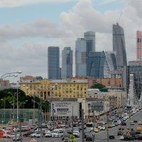 Москва. :: Анастасия Смирнова