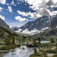 Горный Алтай  Озеро Куйгук :: Александр Скалозубов
