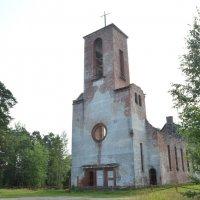 Лютеранская церковь Петра и Павла под Выборгом :: Наталия П