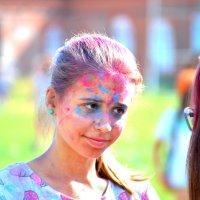 Фестиваль красок :: Евгений