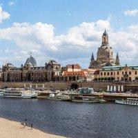 Старый город в Дрездене :: Вадим *