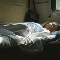 Сон, под стук колёс. :: Алексей Хвастунов