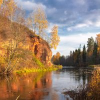 Река Оредеж :: Владимир Миронов