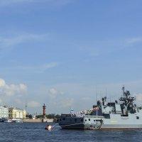 День ВМФ :: Лариса Лунёва