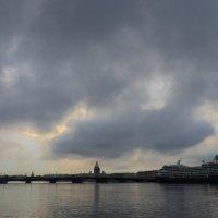 Утро в Петербурге :: Vadim Odintsov