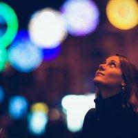 Ночные огни :: Максим Астрецов