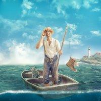 Рыбалка по крупному :: Ирина Полунина