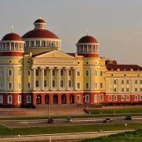 Национальный краеведческий музей Республики Мордовия :: Оксана Полякова