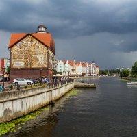 Рыбная деревня :: Игорь Вишняков