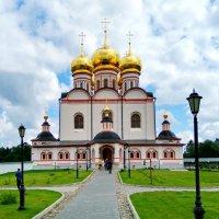Иверский монастырь (главный собор). :: Sergey Serebrykov