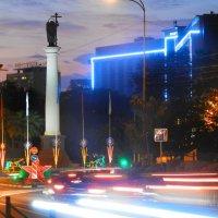 Сочи-ночью.... :: Равиль Хакимов