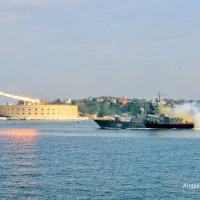 День ВМФ в Севастополе. :: Андрей Пакулин