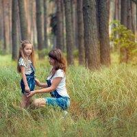 Мама и маленькая Лиза :: Сергей