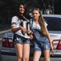 Подружки. :: Olga Kramoreva