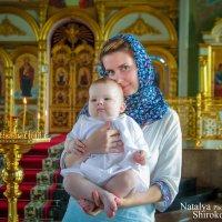 Крещение Федора :: Наталья