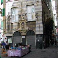 Улицы и площади Генуи :: Tata Wolf