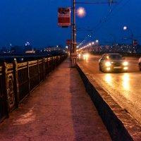 Ночью гуляем по мосту :: Света Кондрашова
