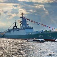 В день ВМФ :: Валентина Папилова