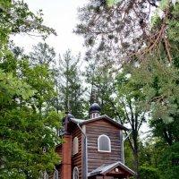 Валаам. Церковь Коневской иконы Божией Матери :: Николай