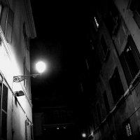 Ночь. Фонарь. Ап... :: Яэль (Юлия Ситохова)