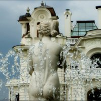 Фрагмент фонтана :: °•●Елена●•° Аникина♀