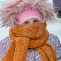 Минус тридцать градусов! :: Дмитрий Сиялов