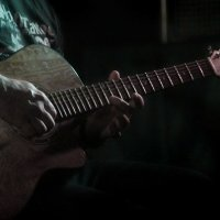 Игра на гитаре :: Людмила Волдыкова