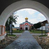 Иверский монастырь. :: Sergey Serebrykov