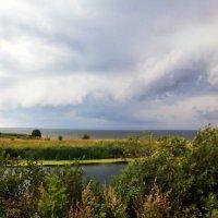 река и озеро :: Элен Шендо