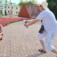 Внимание! Птичка!!! :: Сергей F
