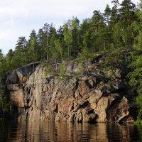 Гранитные скалы. :: Vladimir