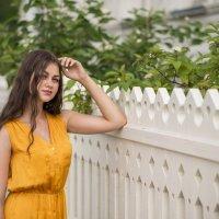 Портрет Ули :: Женя Рыжов