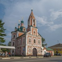 Центр Переславля-Залесского :: Сергей Цветков