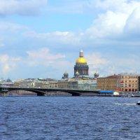 Благовещенский мост :: Валерий Новиков