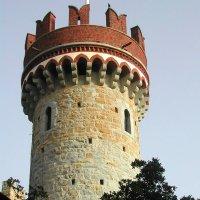 Башня. Генуя :: Tata Wolf