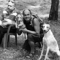 собаки и собачники :: Владимир Бурдин