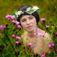 Обаяние цветов. :: Анжелика Маркиза
