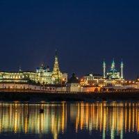 Белый Кремль :: Дмитрий Чулков