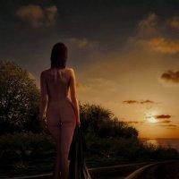 Край земли. :: Ron Levi